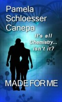 Made for Me, Book 1, sci-fi romance